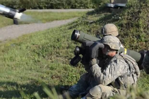 Литва собирается купить у США противотанковые ракетные комплексы