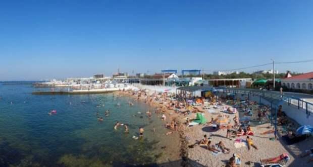 Внимание! В Севастополе изменится схема размещения НТО на городских пляжах