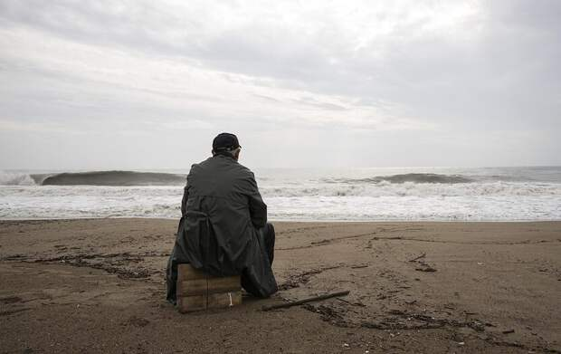 Погода в Крыму — дожди
