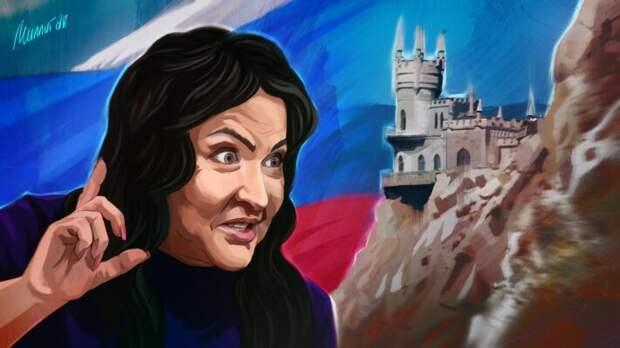 «Украина сама отдала Крым»: Лолита ответила Гордону на вопрос о принадлежности полуострова