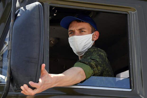Российская армия получила цистерны с противопульным покрытием