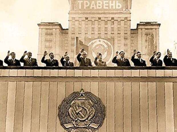 Горбачев - Щербицкому: «Не проведешь парад - сгною!»