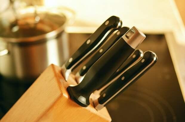 Уход за кухонными ножами: советы от ножевого мастера
