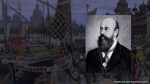 """""""Русские жили в городах, когда немцы и скандинавы ещё не знали их"""""""