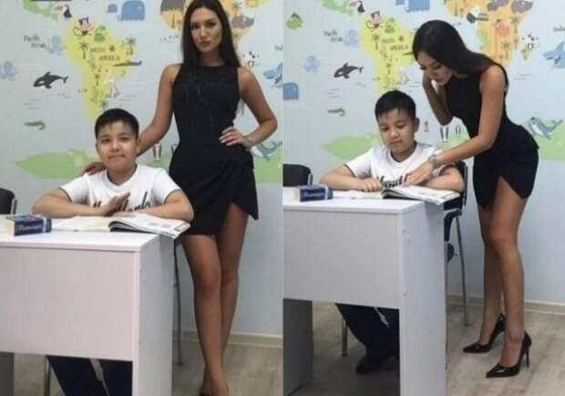 Алина Эванс: «учительница» из Караганды, которая прославилась даже в зарубежных СМИ