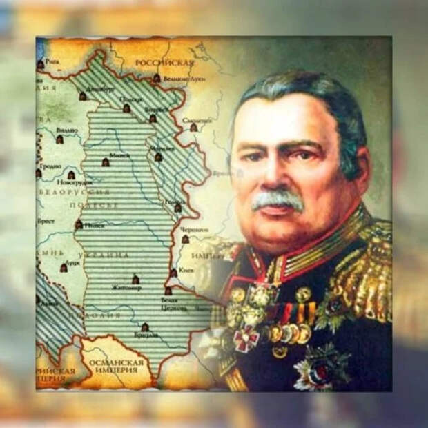 Как русский патриот Муравьёв создал Белоруссию