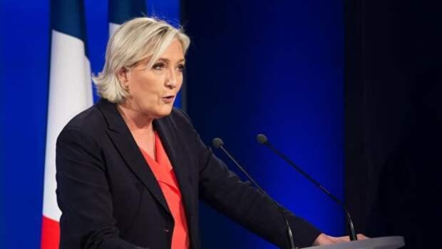 Ле Пен призвала Францию отказаться от ряда статей Европейской конвенции о защите прав человека