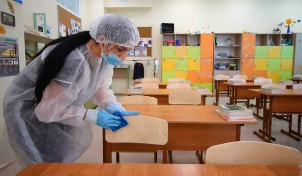 Московские школы переведут на дистанционное обучение из-за коронавируса – Минпросвещения