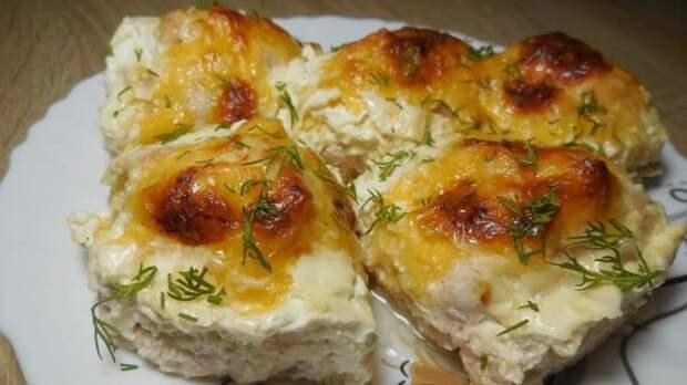 Нереально вкусные куриные грудки в духовке – без добавки не обойтись 20