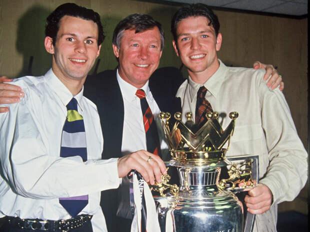 032 Алекс Фергюсон: Самый титулованный тренер Манчестер Юнайтед