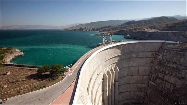4 место. Черчилл-Фолс гидроэлектростанции, сооружения, топ-10