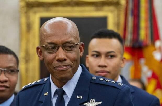 Начальник штаба ВВС США назвал место будущей войны