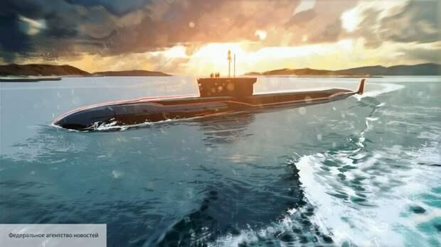 Forbes: напугавшая Аляску подлодка не принадлежит России
