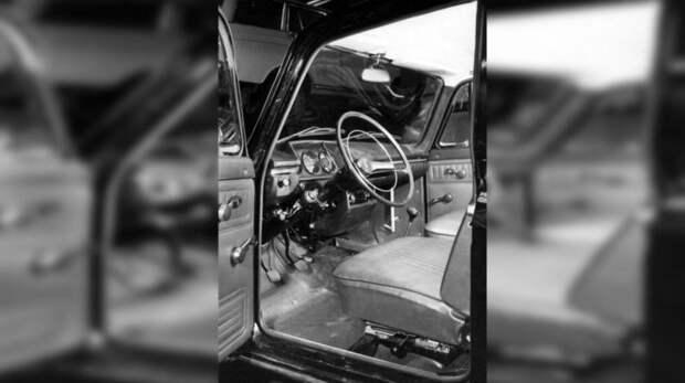 Мягкая приборная панель АЗЛК перешедшая на ИЖ авто, автомобили, азлк, олдтаймер, ретро авто, советские автомобили