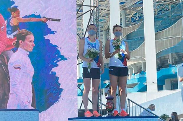 Спортсменка с Ленинградки стала бронзовым Чемпионом Европы по пятиборью