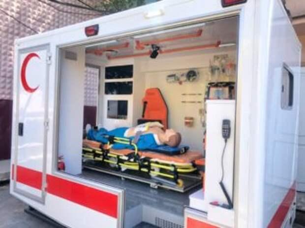 В Шымкенте открылся новый центр скорой помощи