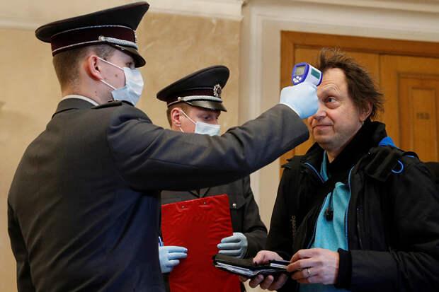 В Киеве ограничат въезд и выезд из города