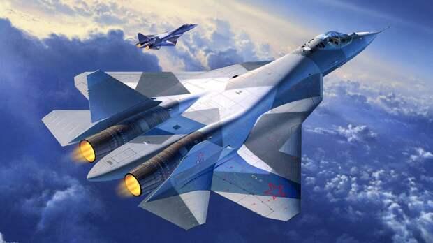 Вопреки физике: полёт Су-57напредельных режимах (ВИДЕО)