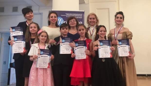 Воспитанники ДК «Октябрь» стали призерами всероссийского вокального конкурса