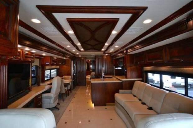 800 000 долларов за самый дорогой дом на колесах