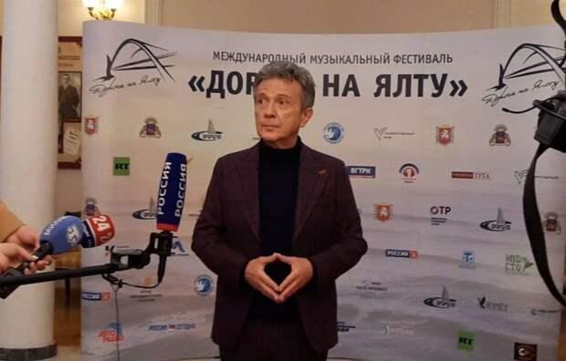 """Итальянский певец Пупо: """"Россия всегда была в Крыму, люди здесь выбрали Россию"""""""