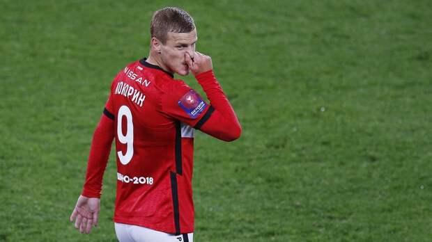Арустамян: «Спартак» согласился продать Кокорина за €5 млн. «Фиорентина» ждет ответа от игрока в течение 24 часов»