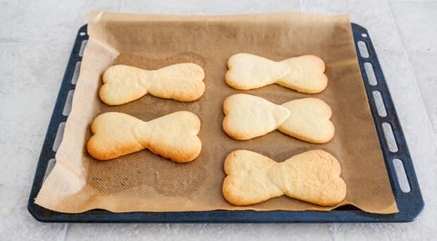 Печенье Косточки. Шаг 9