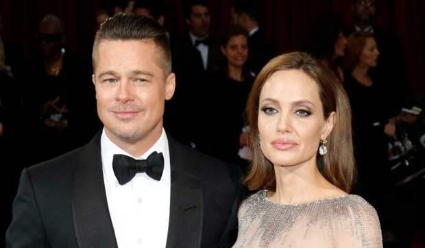 Джоли и Питт схлестнулись в решающей битве за детей