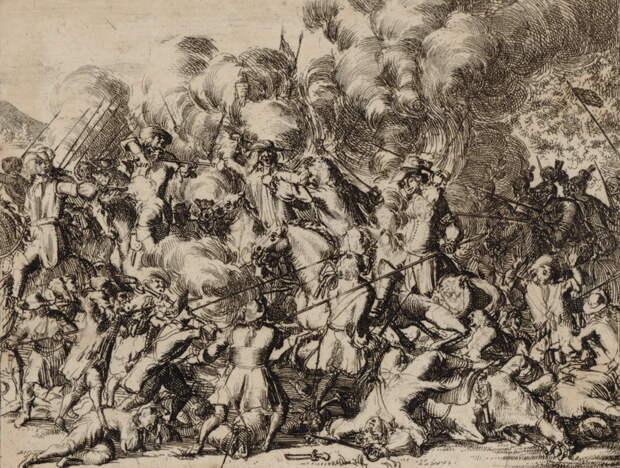 Битва при Стенкерке, 3 августа 1692 года - Шпион, выйди вон | Warspot.ru