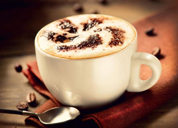 Безалкогольные напитки. Кофейная серия. Капучино без кофемашины