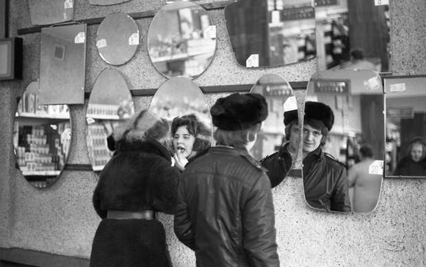 Новый год в СССР — погоня за дефицитом.