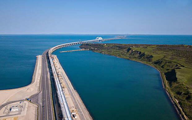 Итоги первого года работы Крымского моста: трафик вырос в три раза