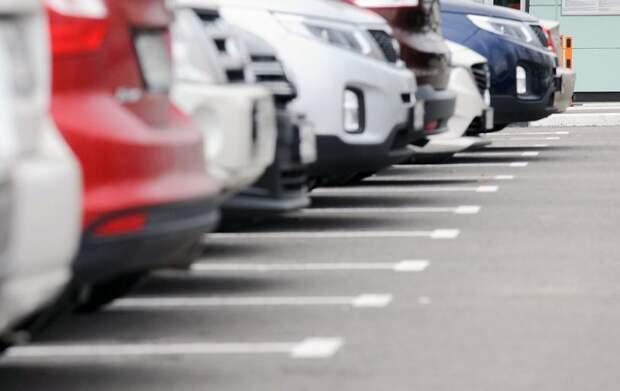Парковка на Соколе будет бесплатной 24 июня Фото с сайта mos.ru