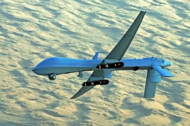 «ВО»: в Ливии «Панцирем-С1Э» сбит американский ударный дрон MQ-9 Reaper