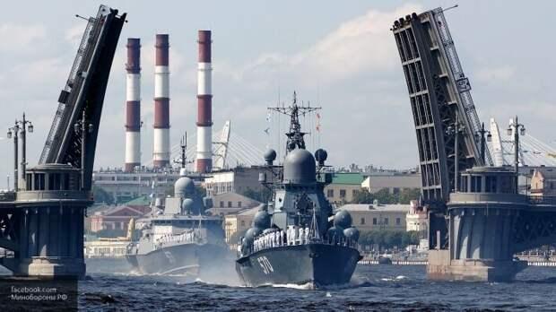 Аналитики Sohu заявили, что ВМС РФ способны парализовать противника без единого выстрела