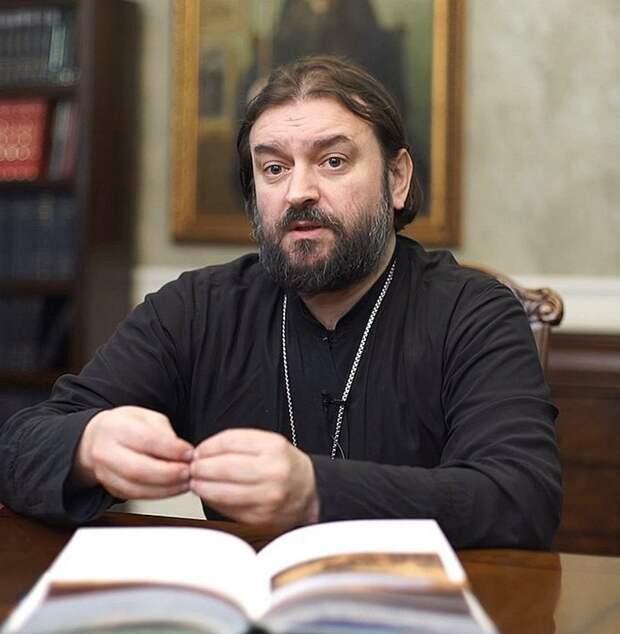 Протоиерей Андрей Ткачев: Хочешь чему-нибудь меня научить, покажи мне детей своих