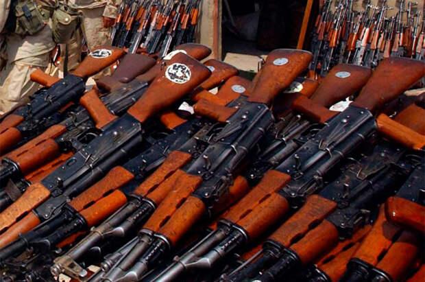 С Украины вывозят любое оружие, даже танки