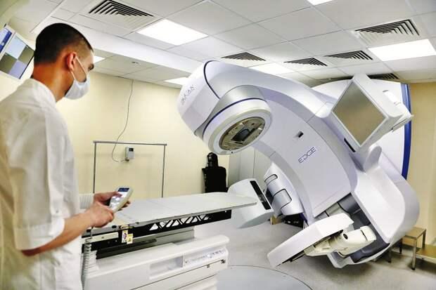 Пациентов из СВАО примут в новом Центре амбулаторной онкологической помощи