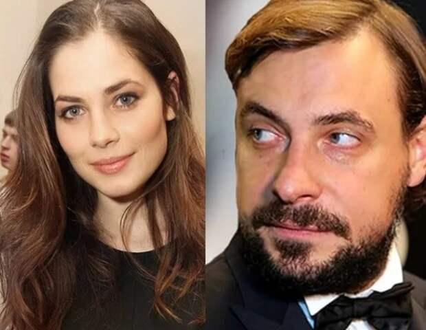 Евгений Цыганов вывел в свет жену Юлию Снигирь и шестерых детей