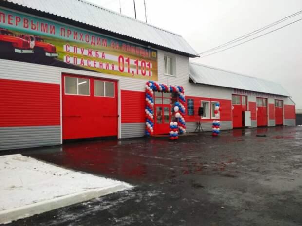 Сотрудники МЧС своими силами отремонтировали пожарную часть в Якшур-Бодье