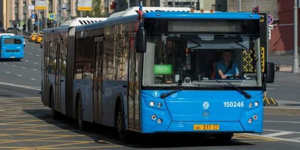 В Лианозове изменился маршрут автобуса №928