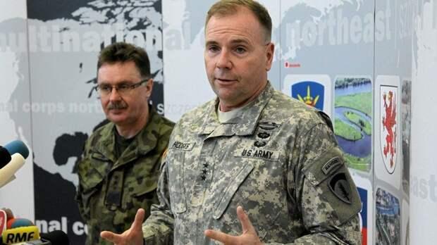 Baltic Times: генерал Ходжес не верит словам Москвы об учениях «Запад-2017»