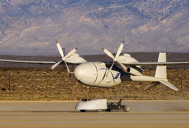 БЛА «Фантом Ай» выполнил полет в интересах Агентства по ПРО МО США