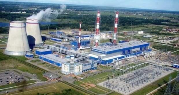 Газопровод нановую ТЭС вКрыму заполнили илом илягушками