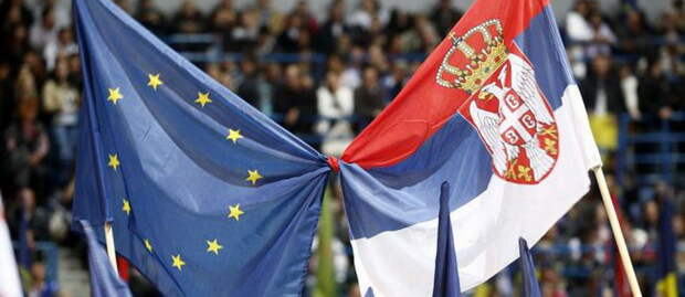 Сербия надеялась стать членом Европейского союза к 2025 году, но этим планам теперь не...