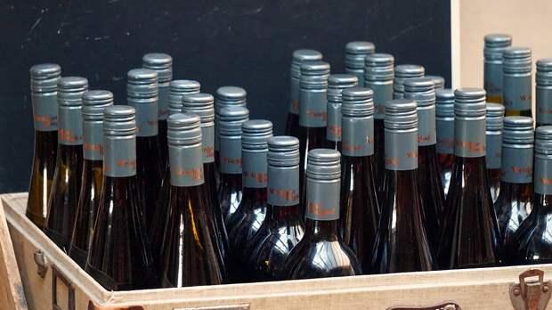 Пожар на складе в Бордо уничтожил 2 млн бутылок французского вина на 13 млн долларов