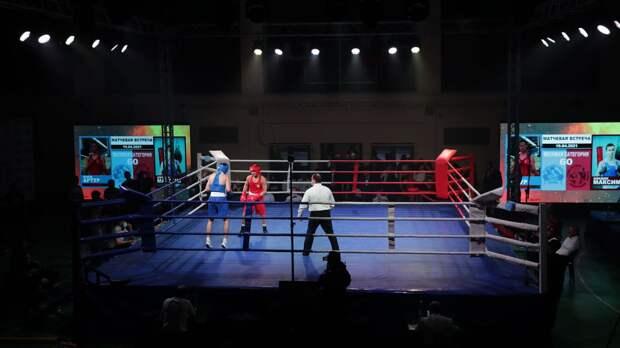 Сергей Аксёнов принял участие в открытии Матчевой встречи по боксу в Симферополе
