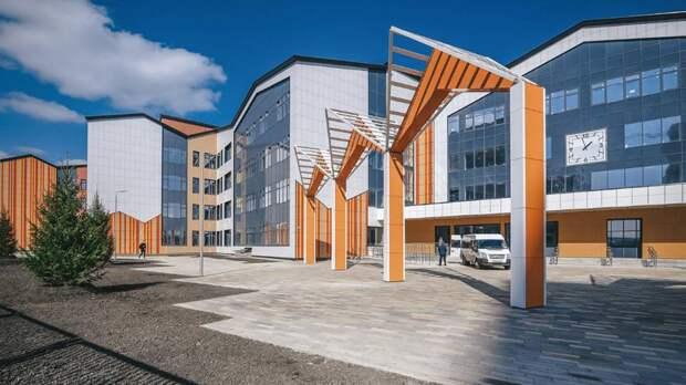 Школу с шахматным клубом на 1225 мест построят в Лефортове