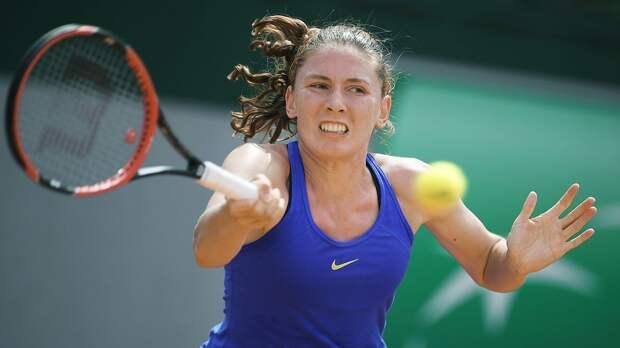 Александрова стала участницей 2-го круга Australian Open