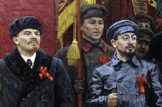 «Терроризм и коммунизм», классовая математика и голос пролетариата